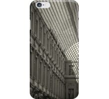 Les Galeries royales Saint-Hubert iPhone Case/Skin
