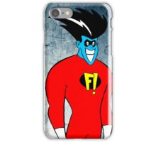 F! Superhero iPhone Case/Skin
