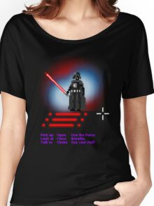 A darth adventure Women's Relaxed Fit T-Shirt