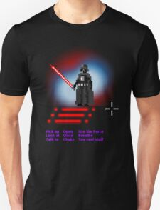 A darth adventure Unisex T-Shirt