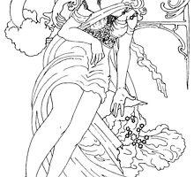 Stella Selene by redqueenself