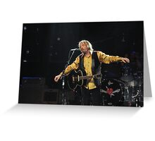 Tom Petty - Free Fallin' Greeting Card