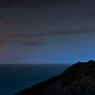 Cape Schanck Lighthouse by Night by Jason Green