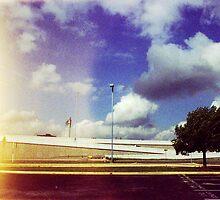 Bus Stop. Austin, Texas. by jonoryan