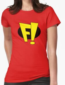 Freakazoid Womens Fitted T-Shirt