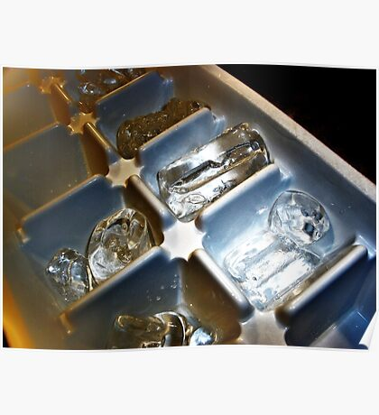 Cube Tray Poster
