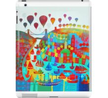 Clifton Collage #4 iPad Case/Skin
