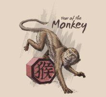 Year of the Monkey by Stephanie Smith