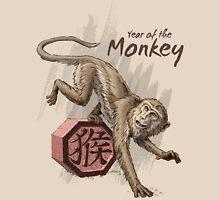 Year of the Monkey Unisex T-Shirt