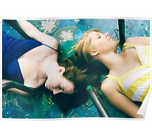 The Playground Girls Poster