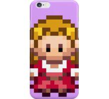 Glacia Overworld Sprite iPhone Case/Skin