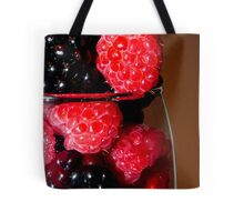 Berry Cocktail Tote Bag