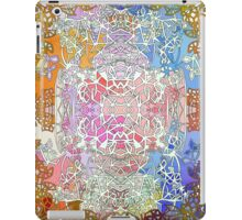 Abstract Sunset in Fairy Tale Forest  iPad Case/Skin