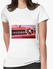 Shoreline Express Womens Fitted T-Shirt