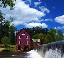 Starrs Mill by Mattie Bryant