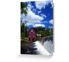 Starrs Mill Greeting Card