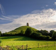 Glastonbury Tor by Nigel Bangert