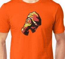 Gas Mask Reds Unisex T-Shirt
