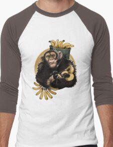 Banana Wars Men's Baseball ¾ T-Shirt