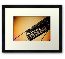 Industry Framed Print