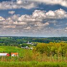 Wisconsin Landscape by ECH52