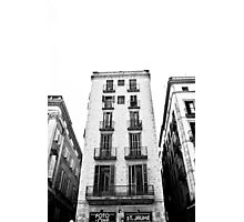 Barcelona 04 Photographic Print