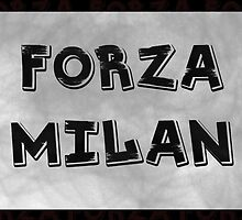 FORZA MILAN by Yahwey7