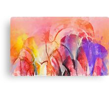 untitled abstract.. Canvas Print
