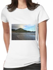 South Coast Of Ireland Womens Fitted T-Shirt