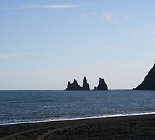 Reynisdrangar by v-something