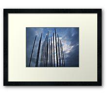 Prairie Wind Framed Print