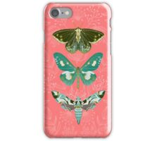 Lepidoptery No. 5 by Andrea Lauren iPhone Case/Skin