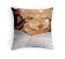 It's Lucy Locket © Throw Pillow
