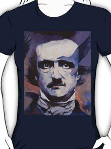 Portrait of Edgar Allan Poe T-Shirt