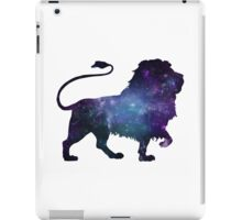 Nebula in a Lion iPad Case/Skin