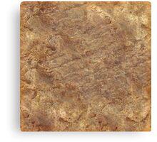 Sandstone, texture, pattern Canvas Print
