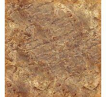 Sandstone, texture, pattern Photographic Print