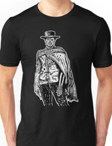 The Good The Bad and The Zombie Unisex T-Shirt