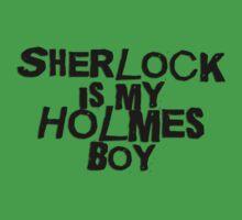 Holmes Boy