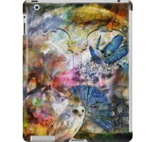 Dragon fly and owl iPad Case/Skin