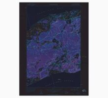 Massachusetts  USGS Historical Topo Map MA Dennis 350097 1949 24000 Inverted One Piece - Long Sleeve