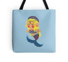 The Mermaid Princess Tote Bag