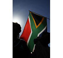 Soccer World Cup 2010: Vuvuzela Day Photographic Print