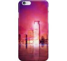 Glimmer City iPhone Case/Skin