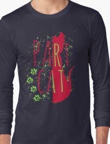 par cat #2 Long Sleeve T-Shirt