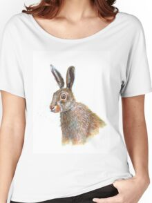 Hare Women's Relaxed Fit T-Shirt