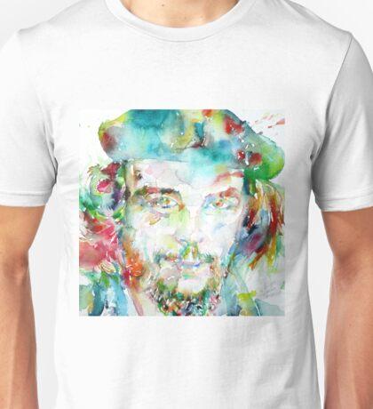 CHE GUEVARA - watercolor portrait Unisex T-Shirt