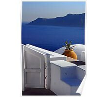 Oia (Greece) Poster