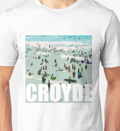 Croyde surfers Unisex T-Shirt