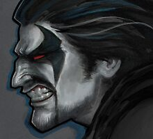 Lobo Profile by Georgia Patton